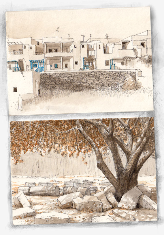 100830 Postcards from Greece by Zancan